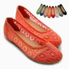 New Designs Of Flat Shoes For Teen Girls From 2014