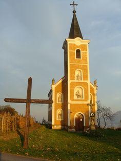 Szent György-hegy, Lengyel kápolna