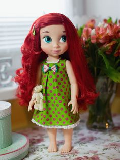 Disney Baby doll clothes dress clothing Animators collection Princess