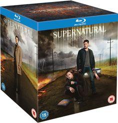 Amazon.com: Supernatural: Season 1-8 [Blu-ray]: Supernatural: Movies & TV