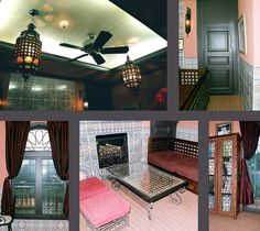 モロッコ空間のデザイン・設計 GADAN PLANNING