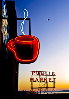 Pike Place Market - by Richard Duval