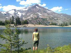 Green Lakes.