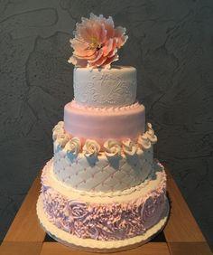 Bruidstaart/weddingcake