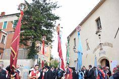 Sfilata dei Gremi della Sardegna #Alghero - #Iglesias - #Oristano - #Sassari