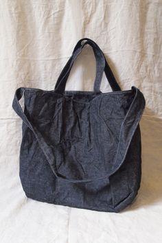 Dosa Indigo Bag | Organic Cotton | Indigo