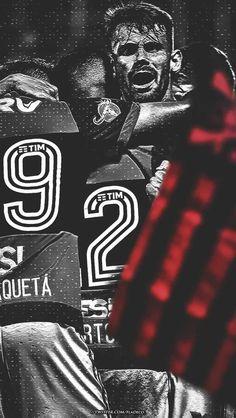 92 a falta foi do Júnior... Deixa cantar! Deixa jogar! Deixa os garotos brincar! #Flamengo