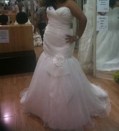 Find out how much it would cost to make #plussizeweddingdresses like this (with changes) at www.dariuscordell.com