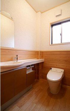比企郡滑川町のスペースの広いロフトを設けた檜の木の家 | 川越市・入間郡の注文住宅なら鎌北建設|無垢の木の家と間取りをご提案
