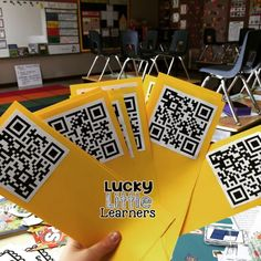 Improve writing using QR codes...find out how!