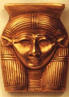 Hathor -- My entire inspiration for life, living, and spirituality.  Mirrors are gateways and opportunities.