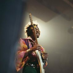 American rock guitarist and singer Jimi Hendrix performs live on stage playing a white Fender Stratocaster guitar with The Jimi Hendrix Experience at the Royal Albert Hall in London on February. Get premium, high resolution news photos at Getty Images Jimi Hendrix Live, Jimi Hendrix Experience, Fender Stratocaster Guitar, Festival Woodstock, Band Of Gypsys, Church Music, Live Rock, Royal Albert Hall, James Brown