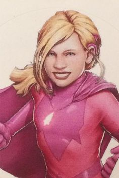 Marvel reveals a super hero with a cochlear implant!  http://www.theouthousers.com/index.php/news/129402-marvel-reveals-a-new-hero-with-cochlear-implants.html