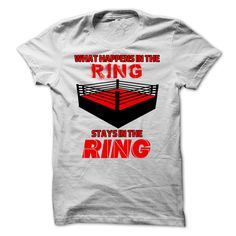(Greatest Low cost) WHAT HAPPENS IN THE RING STAYS IN THE RING - Buy Now...