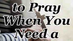When you need a miracle and you can't find the words you want to pray, the Bible offers verses to pray and give it all to God in faith. Healing Scriptures, Prayer Scriptures, Bible Prayers, Faith Prayer, God Prayer, Power Of Prayer, Prayer Quotes, Bible Quotes, Bible Verses