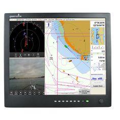 "Green Marine AWM Series II IP65 Sunlight Readable Marine Display - 19"""