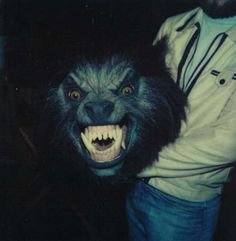 American werewolf in london  werewolf