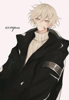 Cool Anime Guys, Handsome Anime Guys, Cute Anime Boy, Cute Anime Couples, Anime Oc, Dark Anime, Animes Yandere, Fanarts Anime, Anime Characters