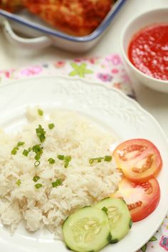 masam manis: Menu 3 Ramadhan yang sangat menyelerakan Chicken Rice, Noodles, Menu, Pasta, Cooking, Food, Macaroni, Menu Board Design, Kitchen