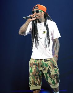 Because Lil Wayne CAN rock a Pink Cat tee.
