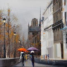 Romance at Saint-Louise by: Kal Gajoum