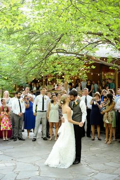 first dance to 'In My Arms' by Jon Foreman!! :-D  Yeah we did!!!