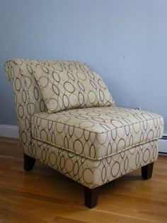 Boston: Slipper Chair $135 - http://furnishlyst.com/listings/1102150