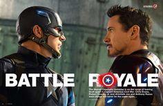 Empire Captain America: Civil War