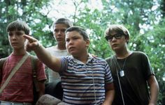 Stand By Me, one of the best movies ever