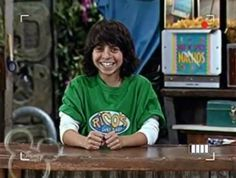 "He played Rico on ""Hannah Montana."" 