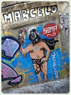 #streetart in palma de majorque