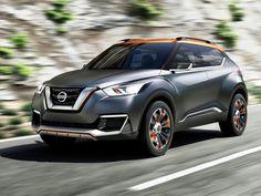 Nissan Kicks: anticipo desde Brasil