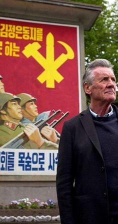 Michael Palin, North Korea, World Traveler, Comedians, December, Journey, Documentaries, The Journey