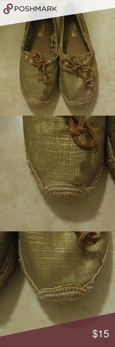 Womens Sperry top sider espadrilles Used with some marks, see photos Sperry Top-Sider Shoes Espadrilles