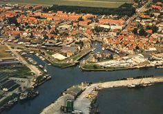 Zeilen vanuit Lemmer op het IJsselmeer.