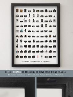 omg i might need this.  i have no idea where it would go, but i love it. Pop Chart Lab — A Visual Compendium of Cameras