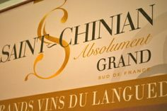St Chinian at #ViniSud