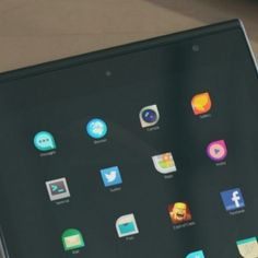Jollas 199 Sailfish tablet matches iPad mini withRetina Display - Nokia just unveiled their first piece of post-Microsoft hardware, the N1 Android tablet. Now, just one day later, their Finnish rivals at Jolla have jumped into the tablet market