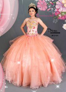 Butterfly Quinceanera Dress #10191QM