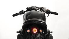 Honda CB550K 'Logan' by KickMoto  |  Pipeburn.com