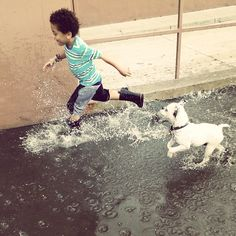 puddle jumping Puddle Jumping, Instagram