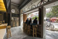 Gallery of Distrito Fijo Cycling Club / DCPP arquitectos - 9