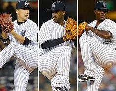 Las Gandes Ligas MLB: ROTACION YANKEE 2015