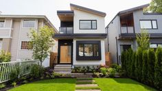THE ONE YOU HAVE WAITED FOR! Stunning and Modern 3 Bed + 2.5 Bath Masterpiece in the highly sought after Main/Fraser area. Exquisitely crafted w/no detail overlooked. Main floor boasts close to 10 ft ceilings, Oak engineered H/W floors, custom millwork and radiant heating throughout. Chef's kitchen w/Sub Zero, Wolf, Miele appliances & huge island centerpiece. Enjoy Outdoor Living where your Eclipse doors open onto the entertainment sized patio & garden. 2nd floor f...