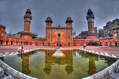 Wazir Khan Mosque (Delhi Gate, Walled City) - Lahore, Pakistan