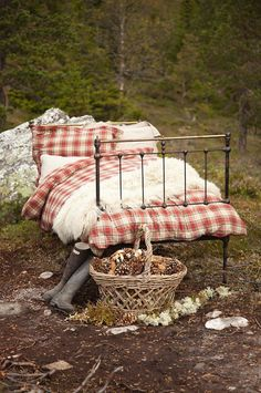 love this because it adds a touch of country style for glamping