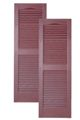 Exterior Shutters    - Product Catalog - Louver