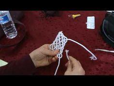 ADİGE EL SANATLARI KARE DÜĞÜM ÇOĞALTMA - YouTube Bracelet Knots, Square, Textiles, Celtic Knot, Youtube, Handicraft, Diy And Crafts, Jewelery, Crochet Earrings