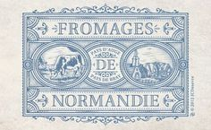 Vintage engraved style graphic. Beautiful, bold yet delicate quality works so well for this product.