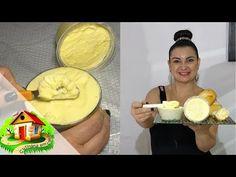 MANTEIGA CASEIRA EM 15 MINUTOS - SÓ 1 INGREDIENTE - Culinária em Casa - YouTube